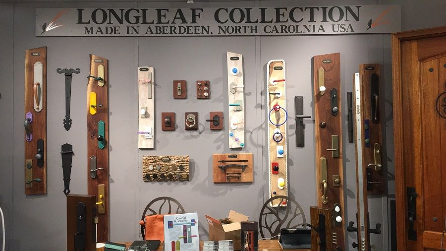 Longleaf Collection | Customization is the Key For Door Handles