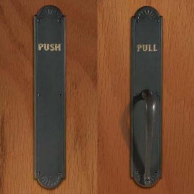 Push & Pull Hardware